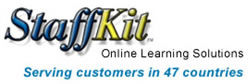Learn Online with StaffKit Training Courses